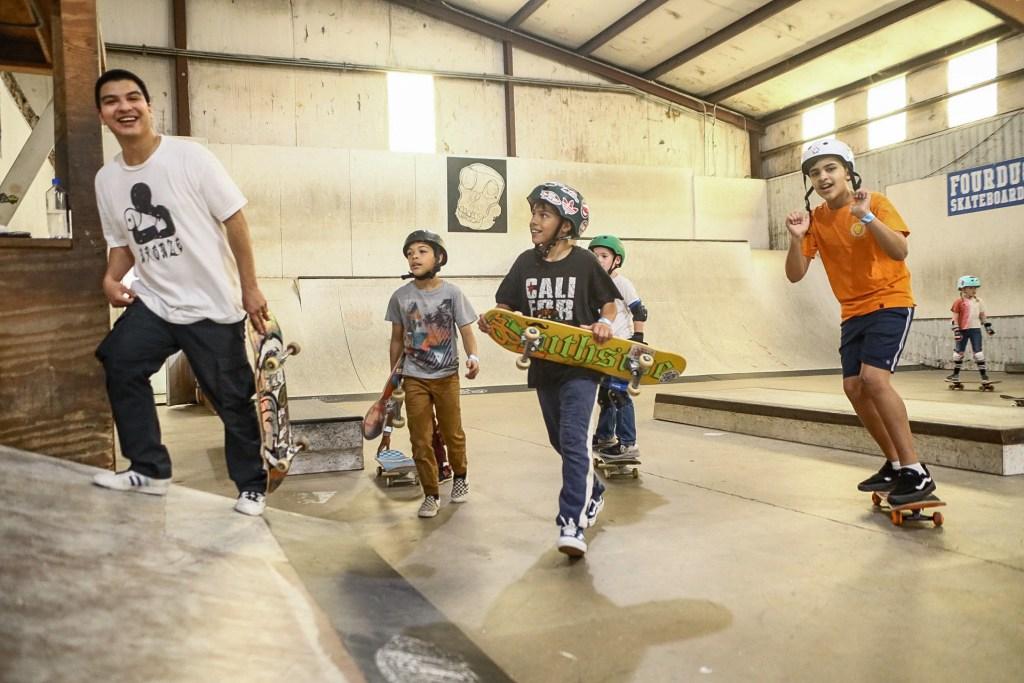 Skateboard Day Camp Summer 2021 at Southside Skatepark 1