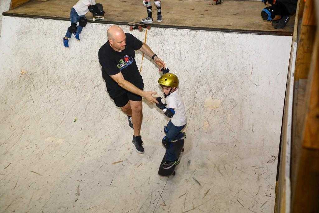 Skateboard Day Camp Summer 2021 at Southside Skatepark 2