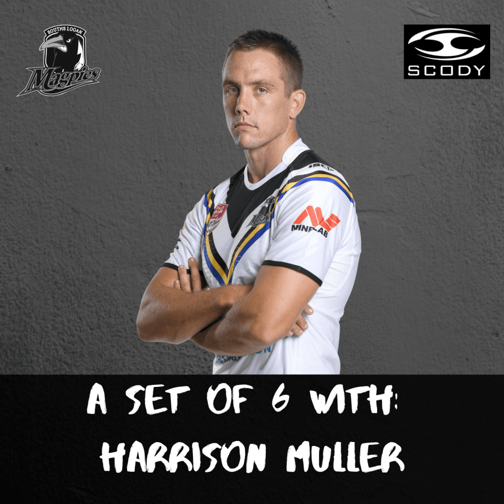 A Set Of Six With: Harrison Muller