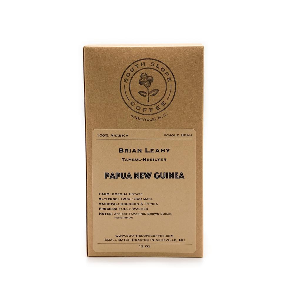 Brian Leahy – Korgua Estate – Tambul-Nebilyer – Papua New Guinea