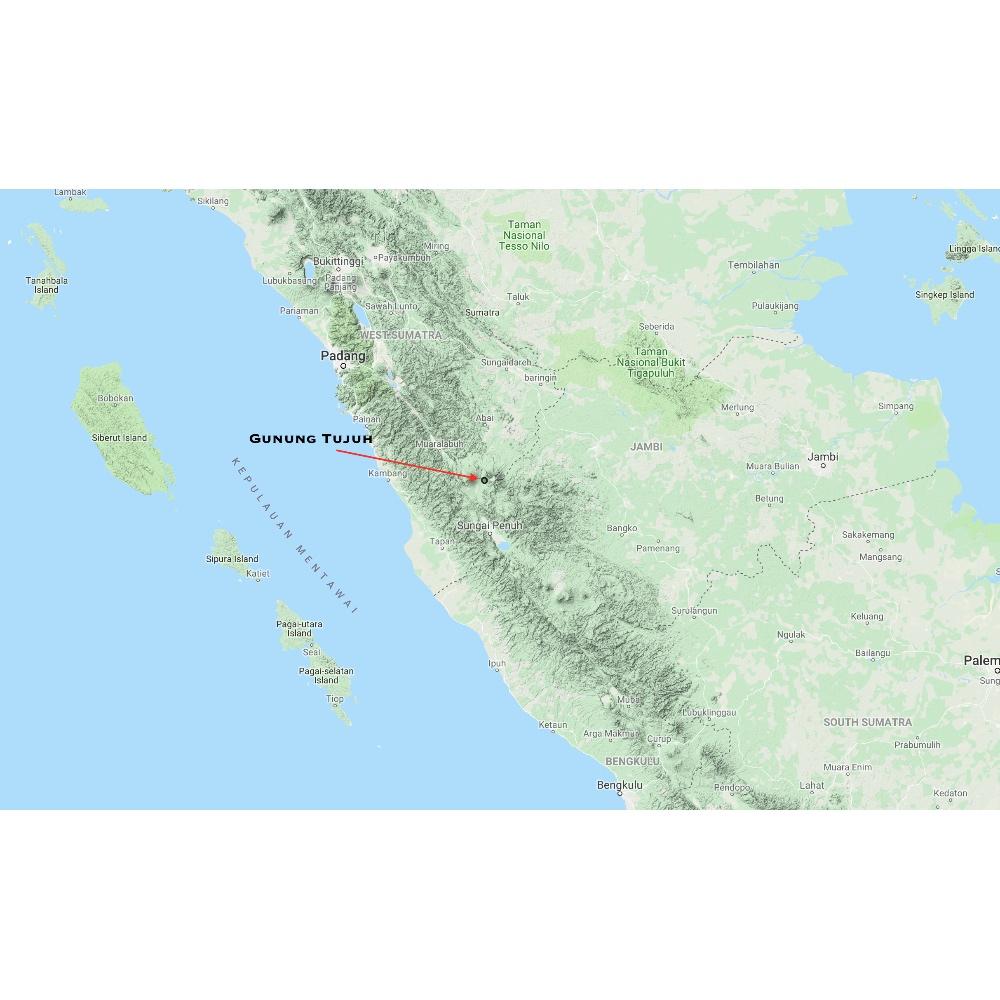 sumatra-kerinci-gunung-tujuh-map