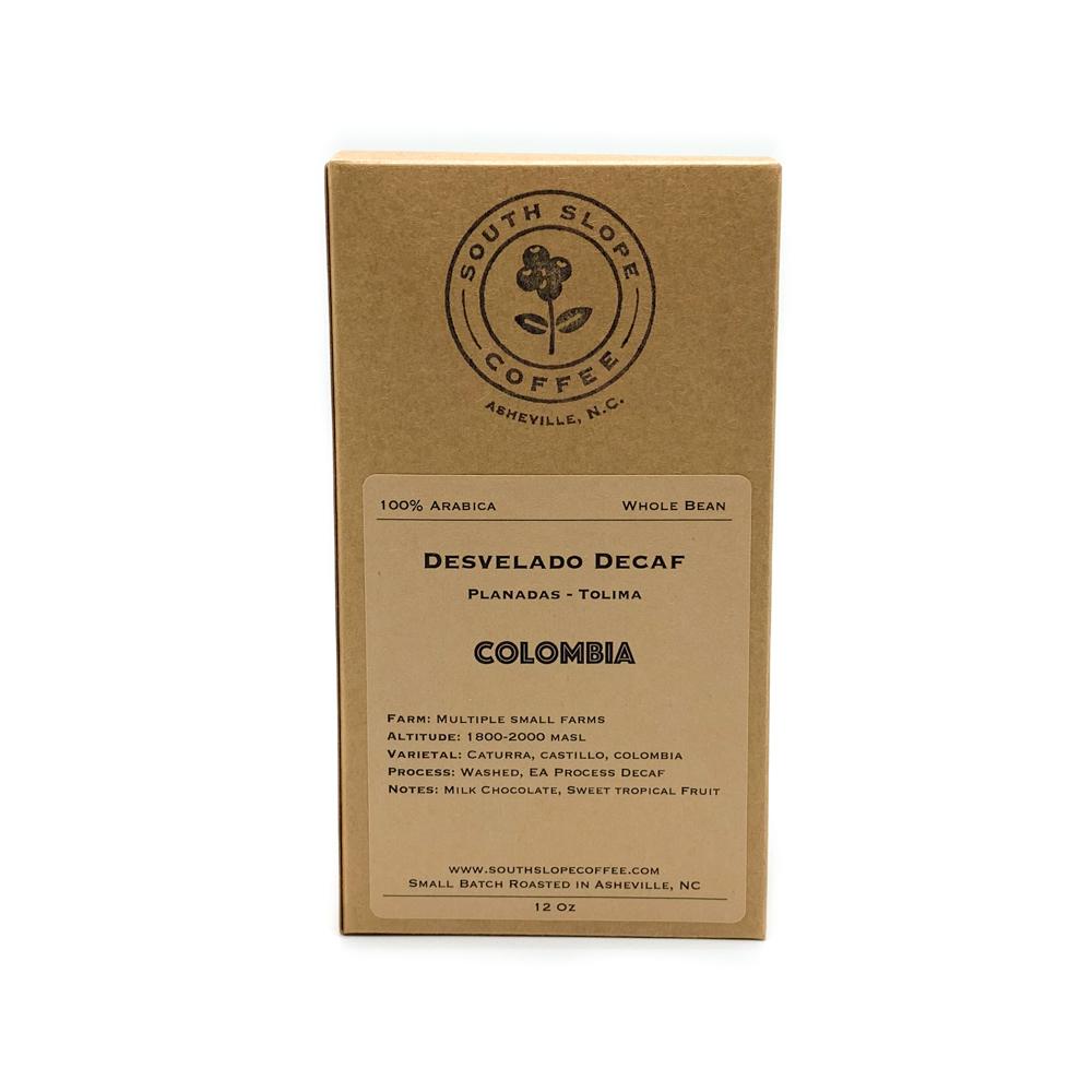 Decaf – Desvelado – Planadas – Tolima – Colombia