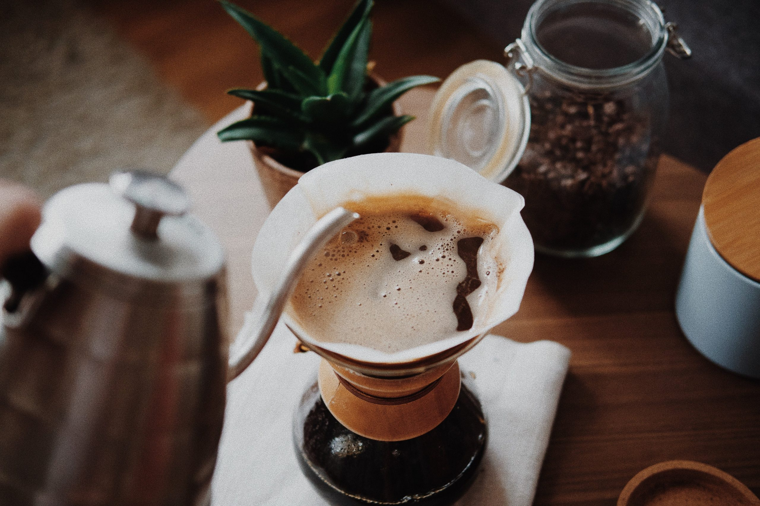 Why Pour Overs Are Still The Hippest Coffee Trend
