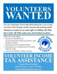 Volunteers Needed Flyer | www.pixshark.com - Images ...