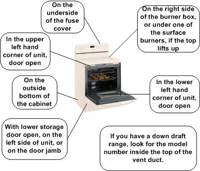 Calgary Oven, Stove and Range Repair Services