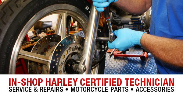 Motorcycle Service and Repair