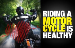 Healthy Riding and Biker Health