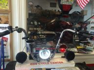Motorcycle Accessory Display