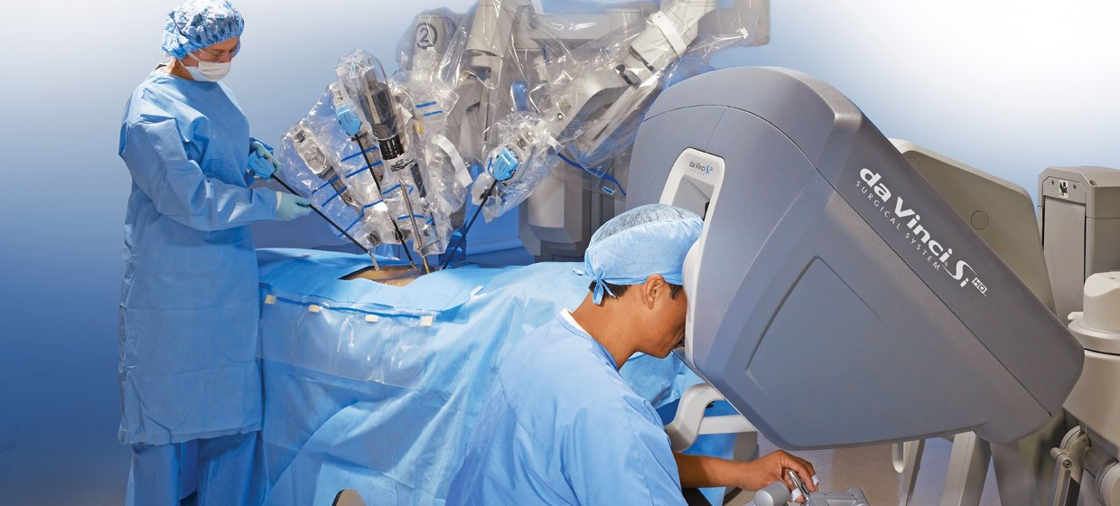Outpatient Surgery Center Becomes First in South TX to Use Hightech Robot  South Texas Medical