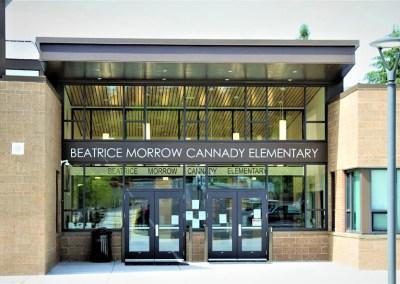 Beatrice Morrow Cannady Elementary School