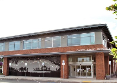 Canby Civic Center and Public Library