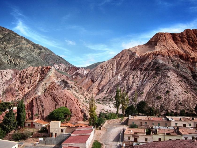 Argentinien Sehenswürdigkeiten Humahuaca