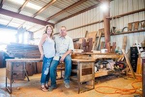San Martin upcycled furniture maker