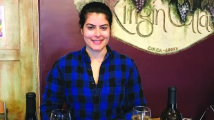 Gilroy's Kirigin Cellars wins 11 medals in 2017 'San Francisco Chronicle' Wine Competition. Featured here is marketing manager Vrinda Khanna.