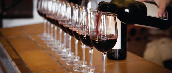 wine passport weekend