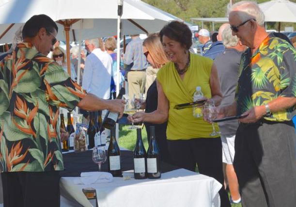 Kinship Wine and Food Tasting file