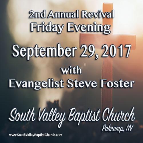 Revival September 29 2017