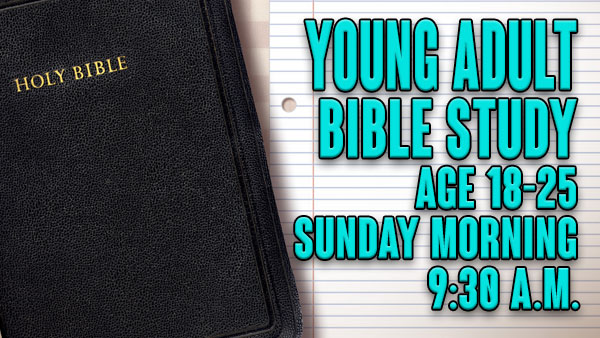 Young Adult Bible Study