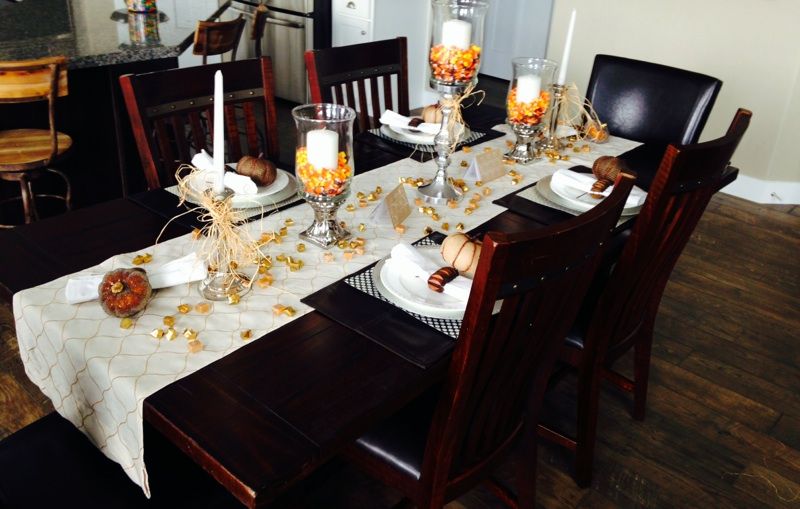 Fall Dining At Home 2014 – South Valley Proper
