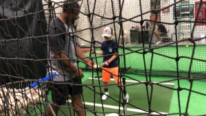 Batting and Softball Cages