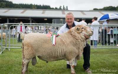 Royal Welsh Show 2018