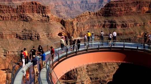 grand-canyon-skywalk Grand Canyon West