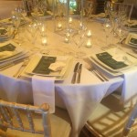 Salcombe Wedding Hire