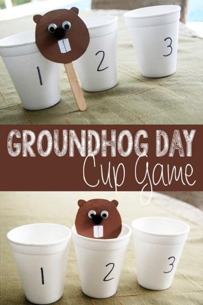 Groundhog game