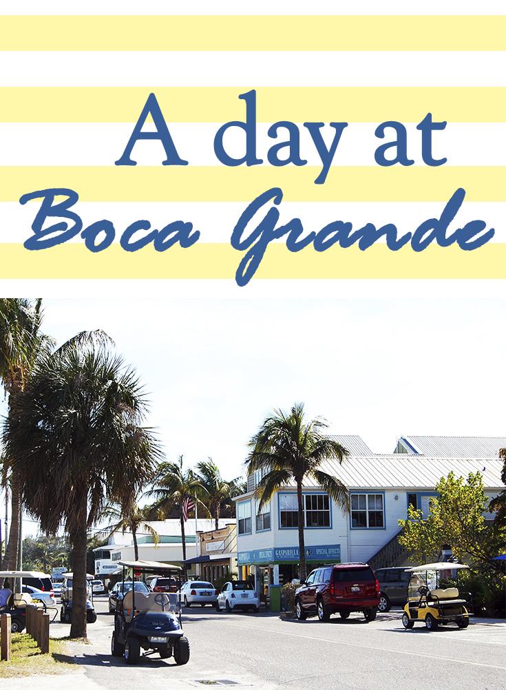 Boca Grande For The Day Mom Explores Southwest Florida