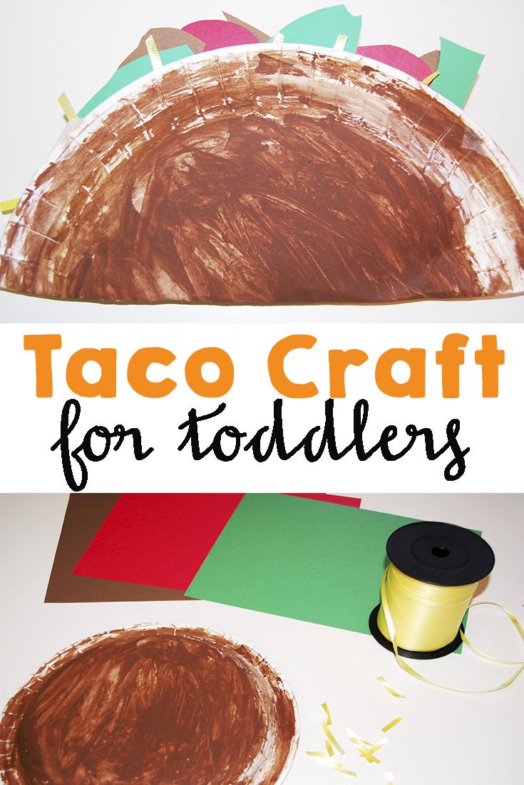 Taco Craft For Toddlers Mom Explores Southwest Florida