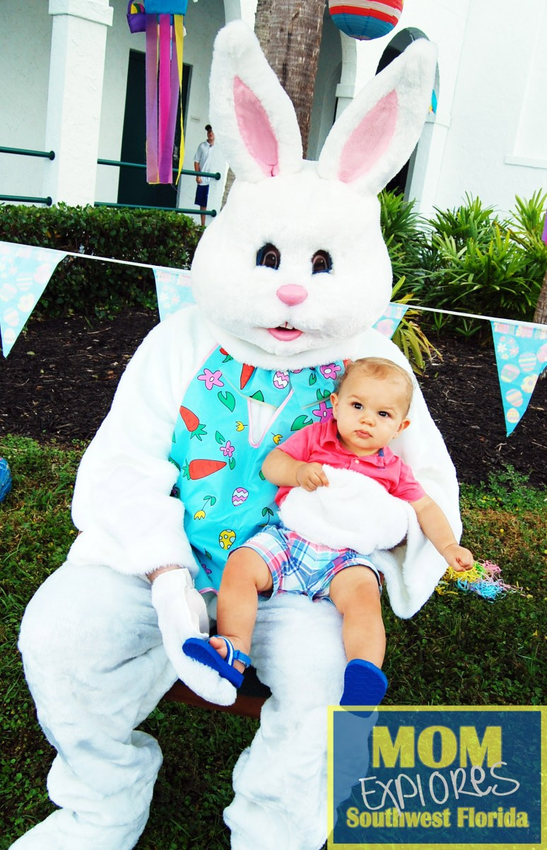 charlie and easter bunny