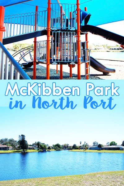 McKibben Park in North Port