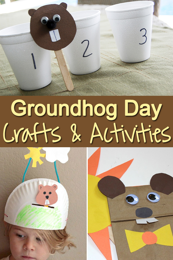 Groundhog Day Crafts And Activities Mom Explores Southwest Florida