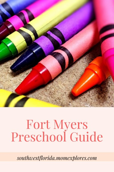 Fort Myers Preschool Guide