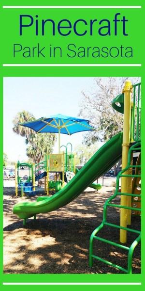 Pinecraft Park in Sarasota