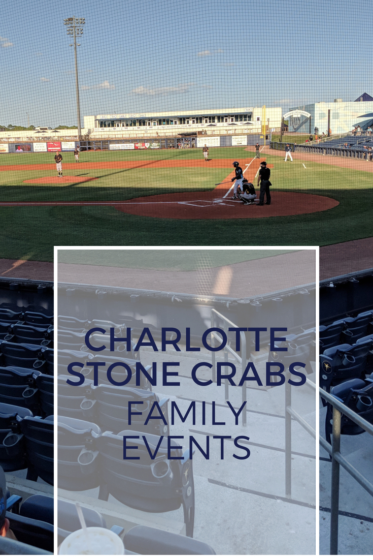 Charlotte Stone Crabs Family Events Mom Explores