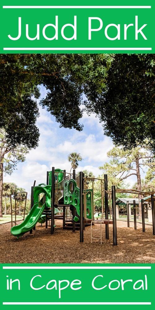 Judd Park in Cape Coral