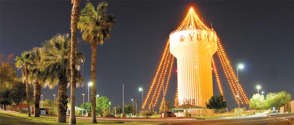 let there be light living in yuma arizona