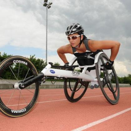 Sports Chairs And Handcycles