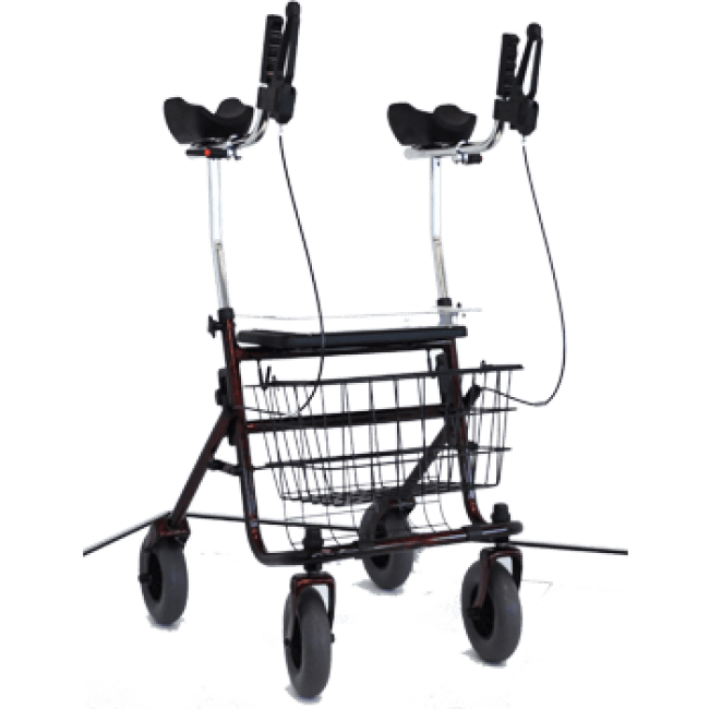 Forearm Walker Tutor with Seat