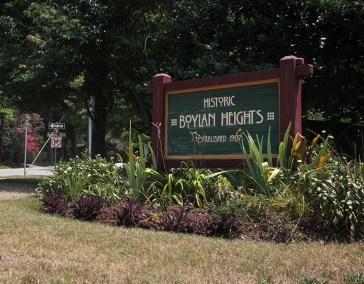 Boylan Heights Sign2
