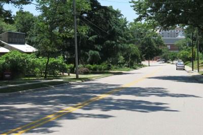 Cameron Village Street