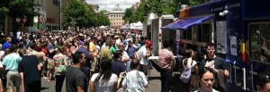 Downtown Raleigh Food Truck Rodeo @ Fayetteville Street | Raleigh | North Carolina | United States