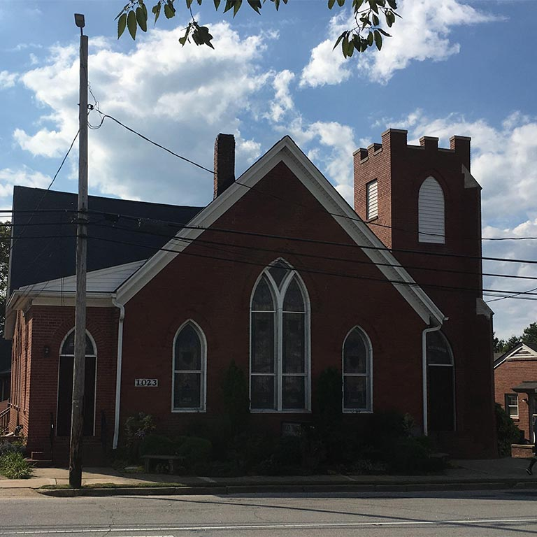 Wilson Temple Oberlin Road Raleigh