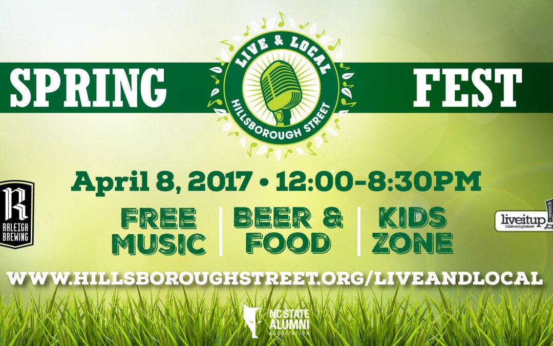 Live & Local: Spring Fest 2017