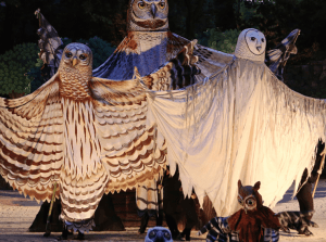 Paperhand Puppet Intervention