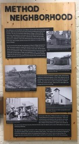 Neighborhood history on display at the Method Community Center