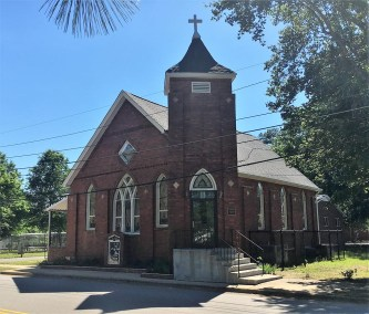 Historic Saint James African Methodist Episcopal Church