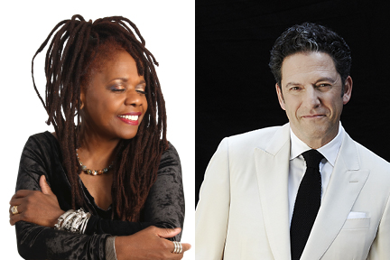 John Pizzarelli Quartet with Catherine Russell