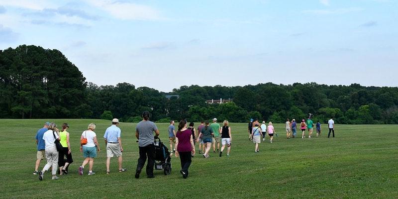 Explore Dorothea Dix Park: Guided Walking Tour